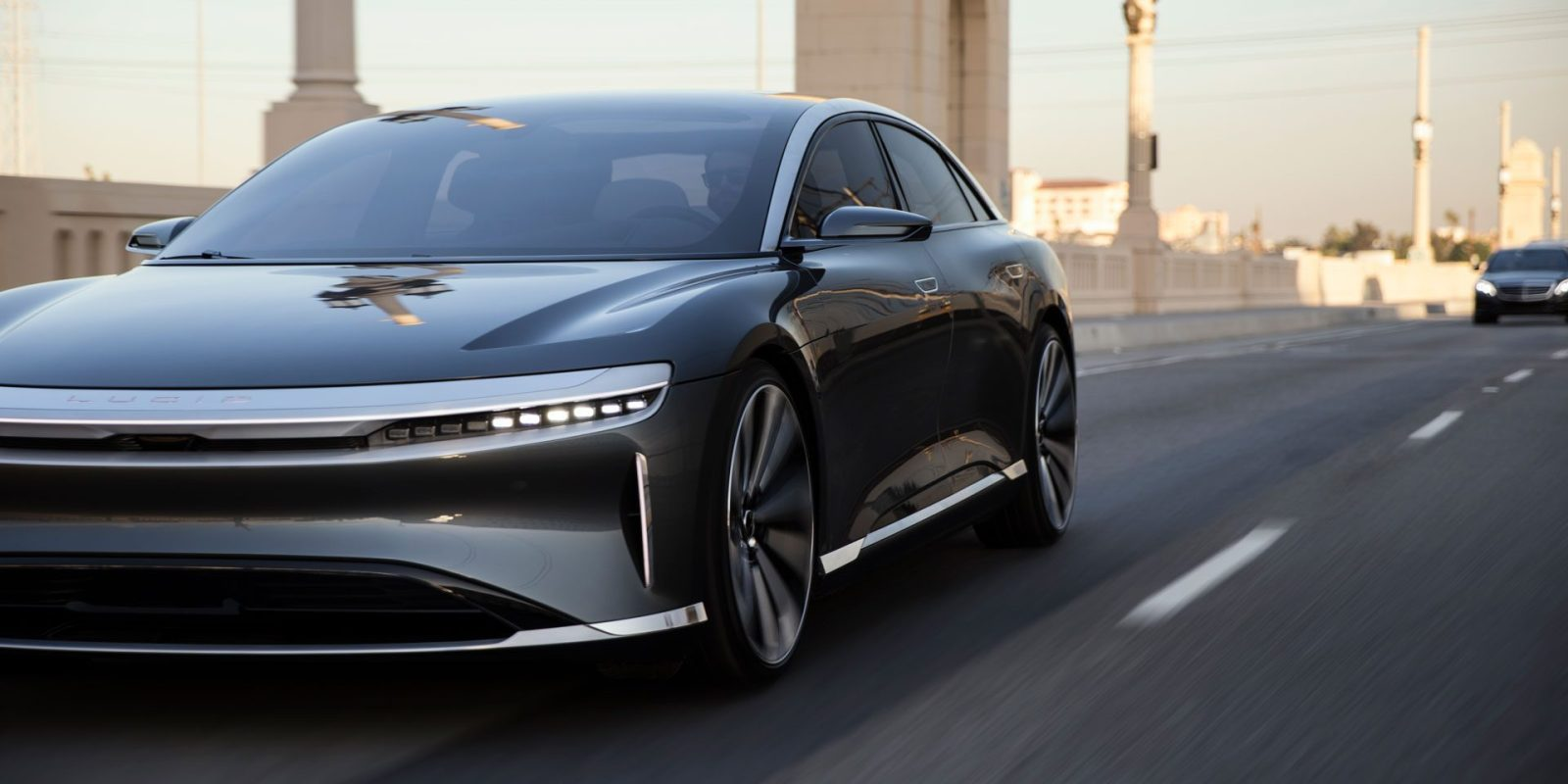 Lucid Motors Partners With Electrify America For Ultra Fast Charging
