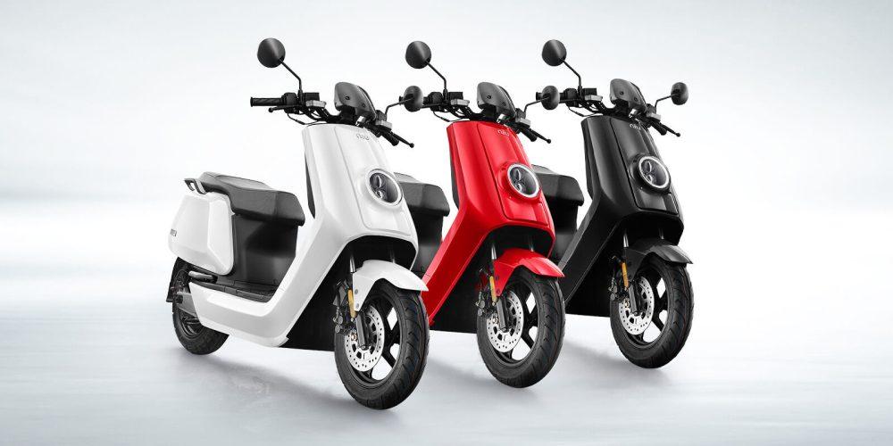 niu electric scooters