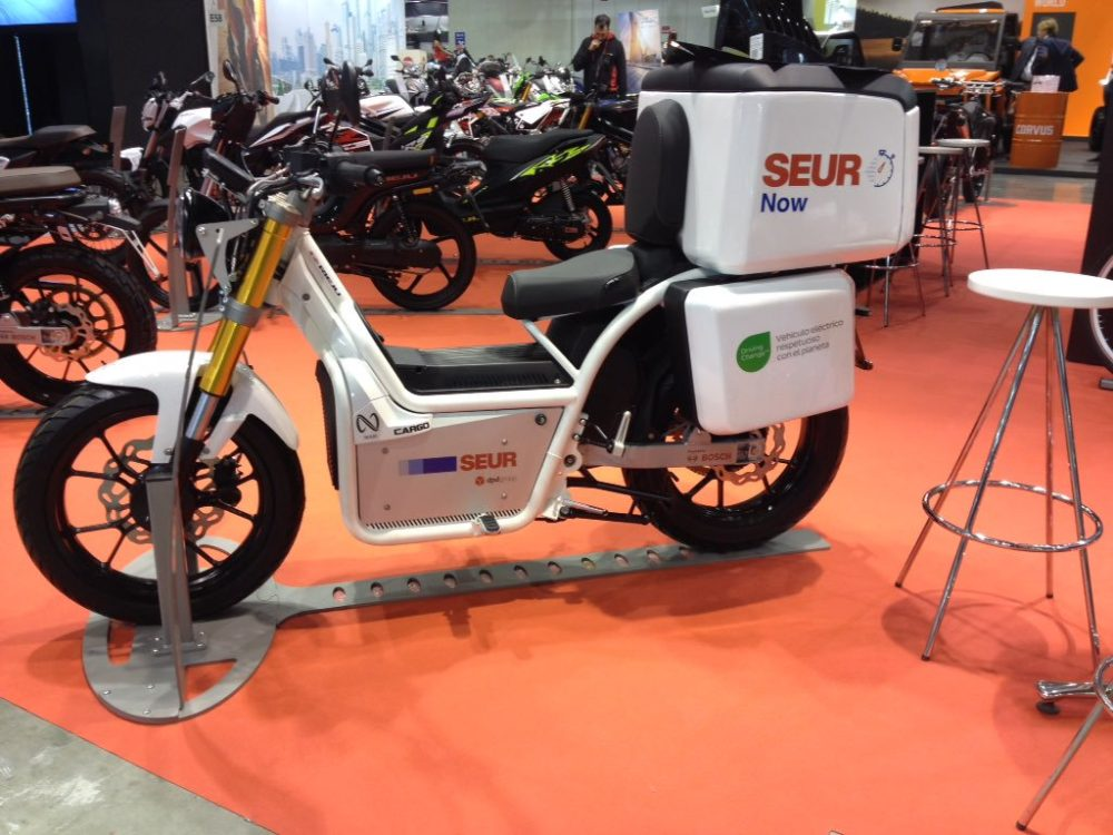 nuuk electric motorcycle