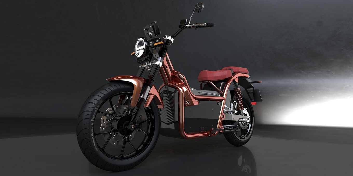 These new electric motorcycles hit 65 mph and can go 180 miles