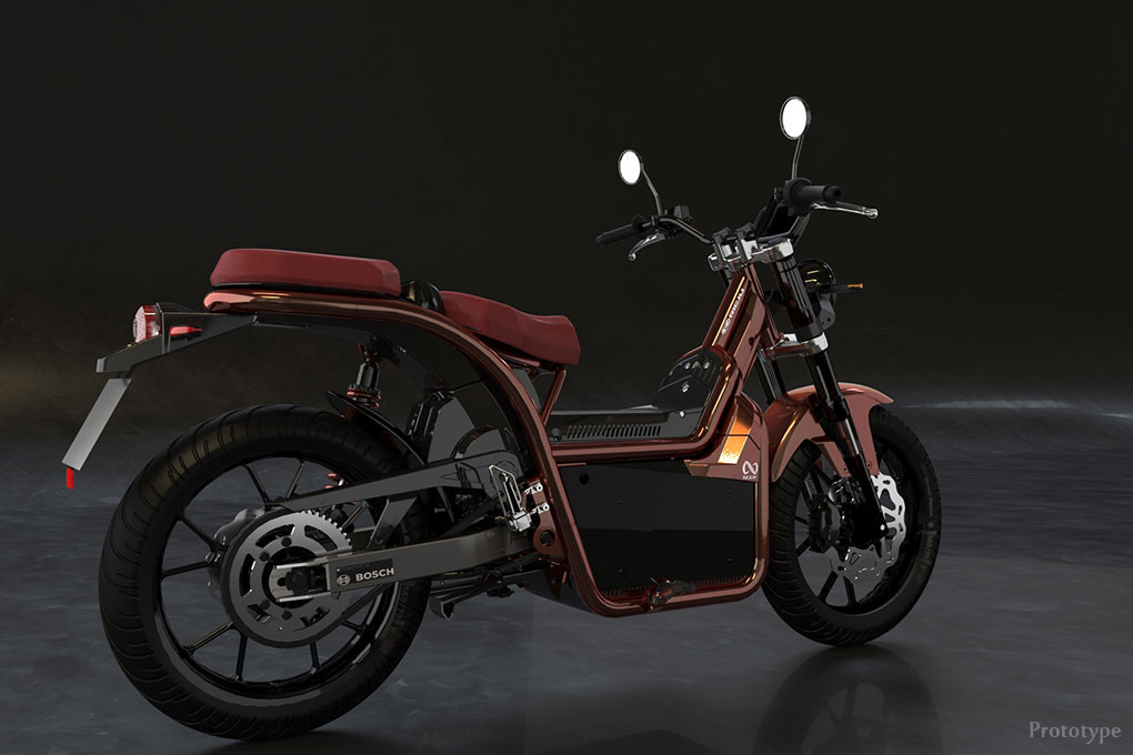 nuuk electric motorcycle