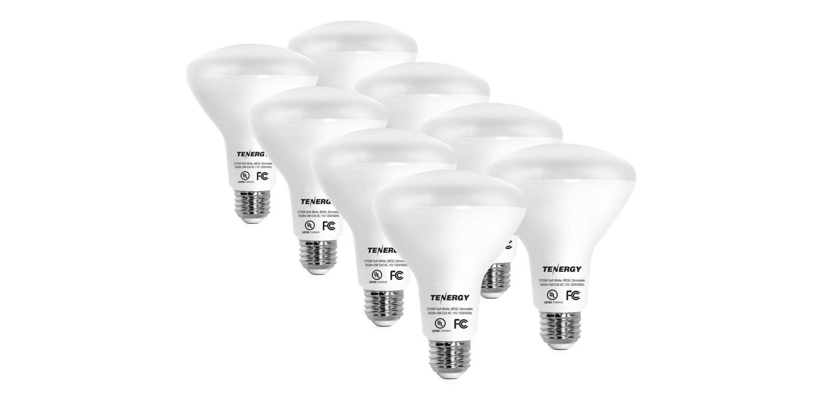 Green Deals 8 Pack Tenergy Br30 Led Light Bulbs 22 More Electrek Descargar Circuit Wizard Gratis