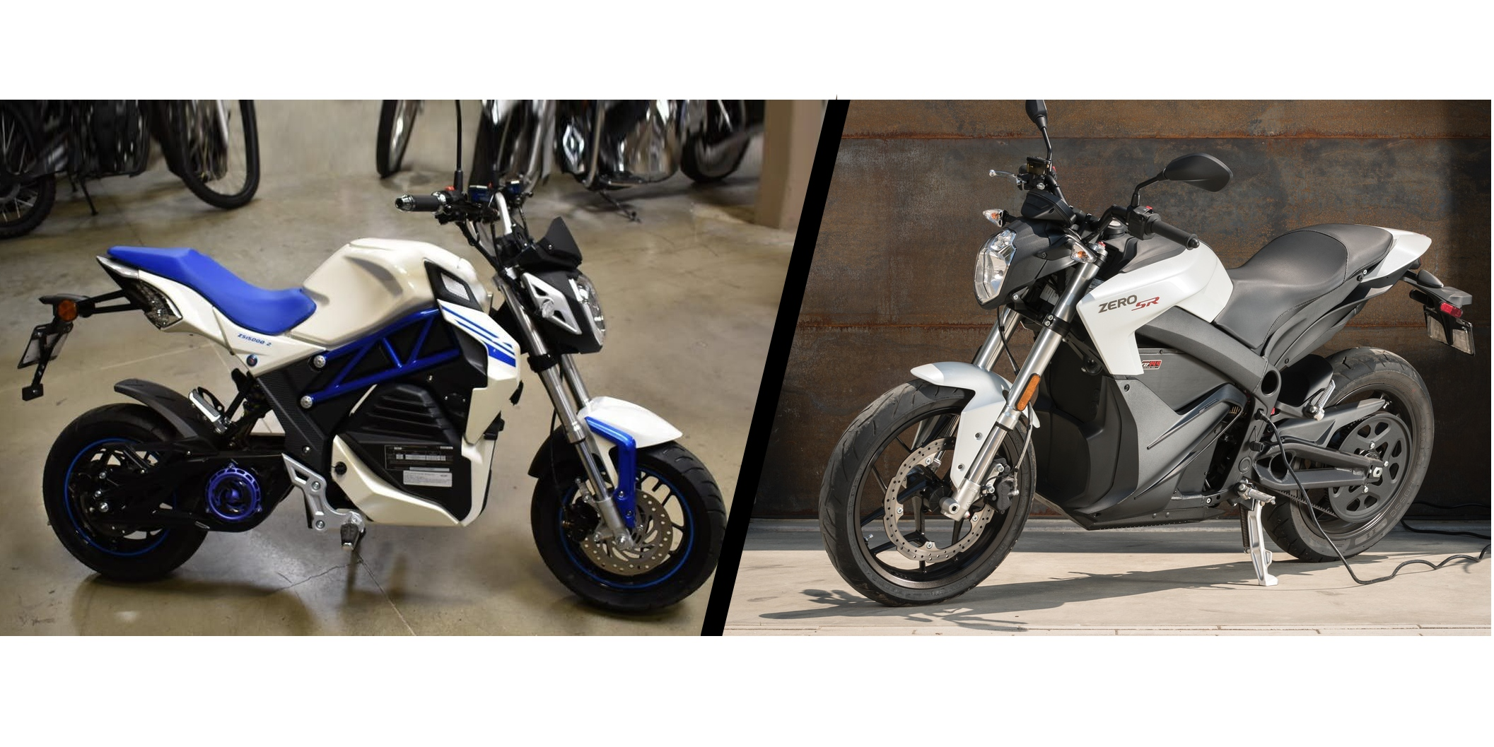 How does a $2.5K City Slicker electric motorcycle compare to a $16K Zero?