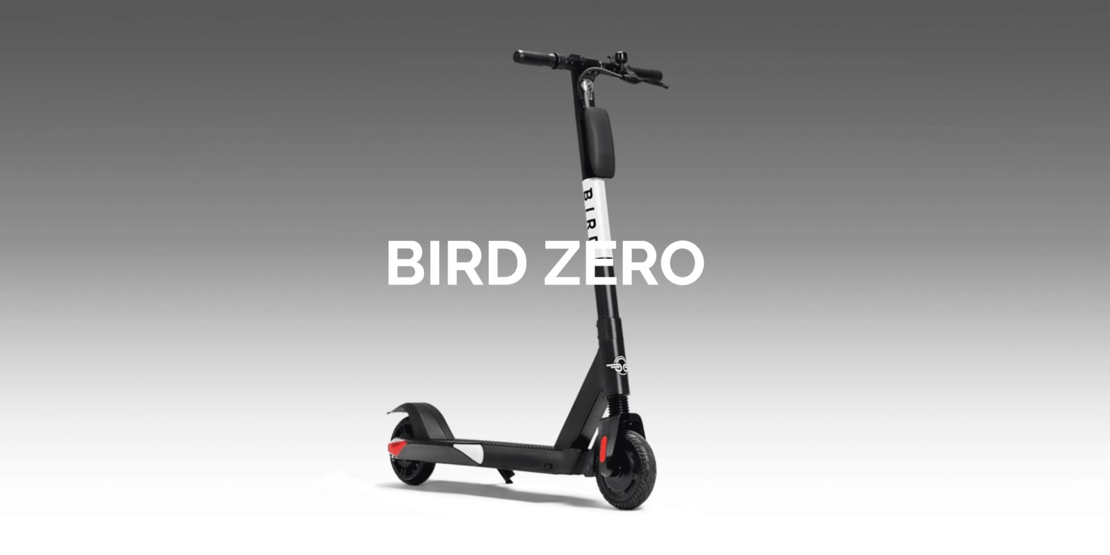 Bird unveils custom new electric scooter and all day rentals