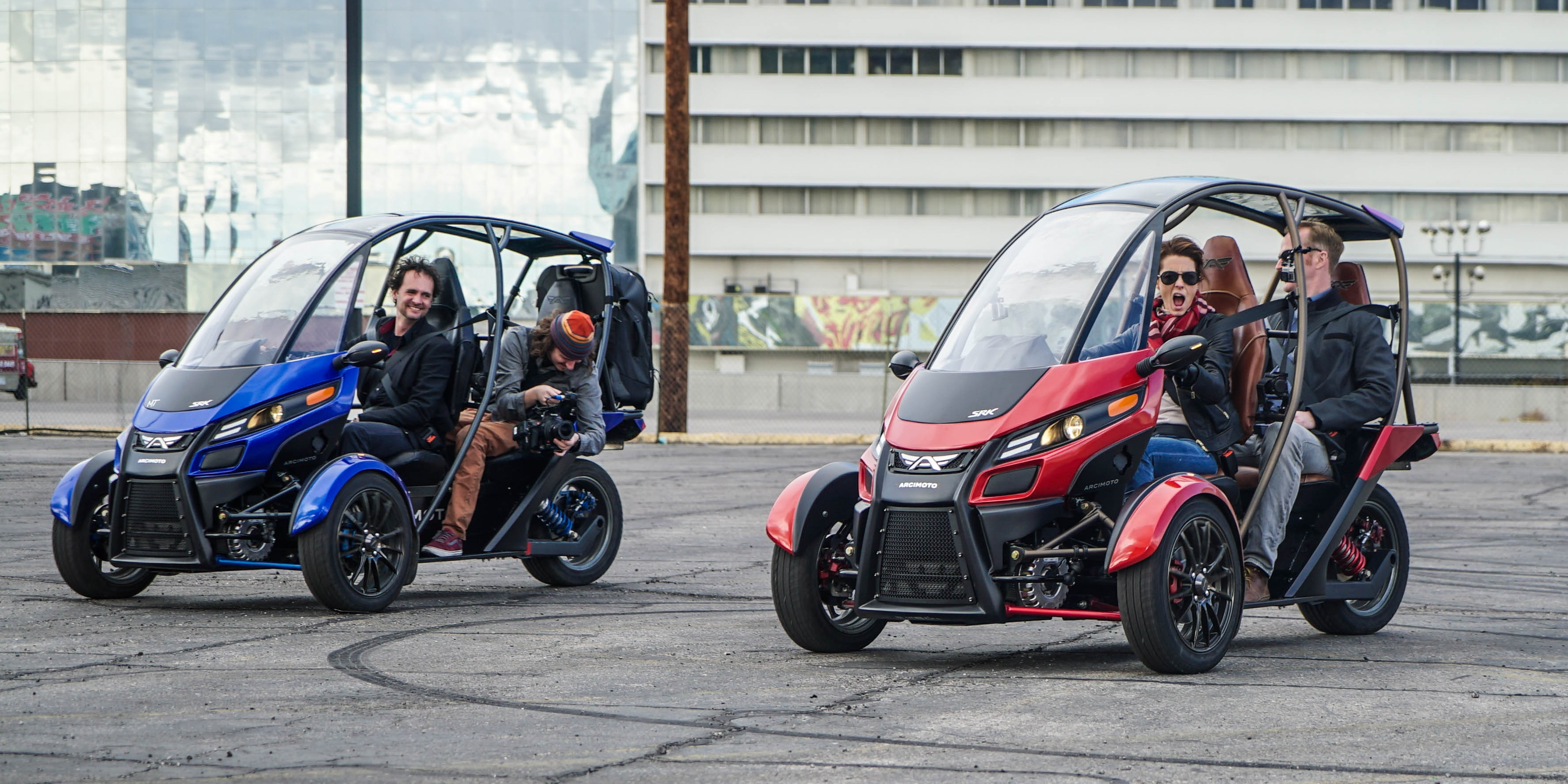 Arcimoto begins new round of production on their 80 mph electric 'Fun Utility Vehicle'