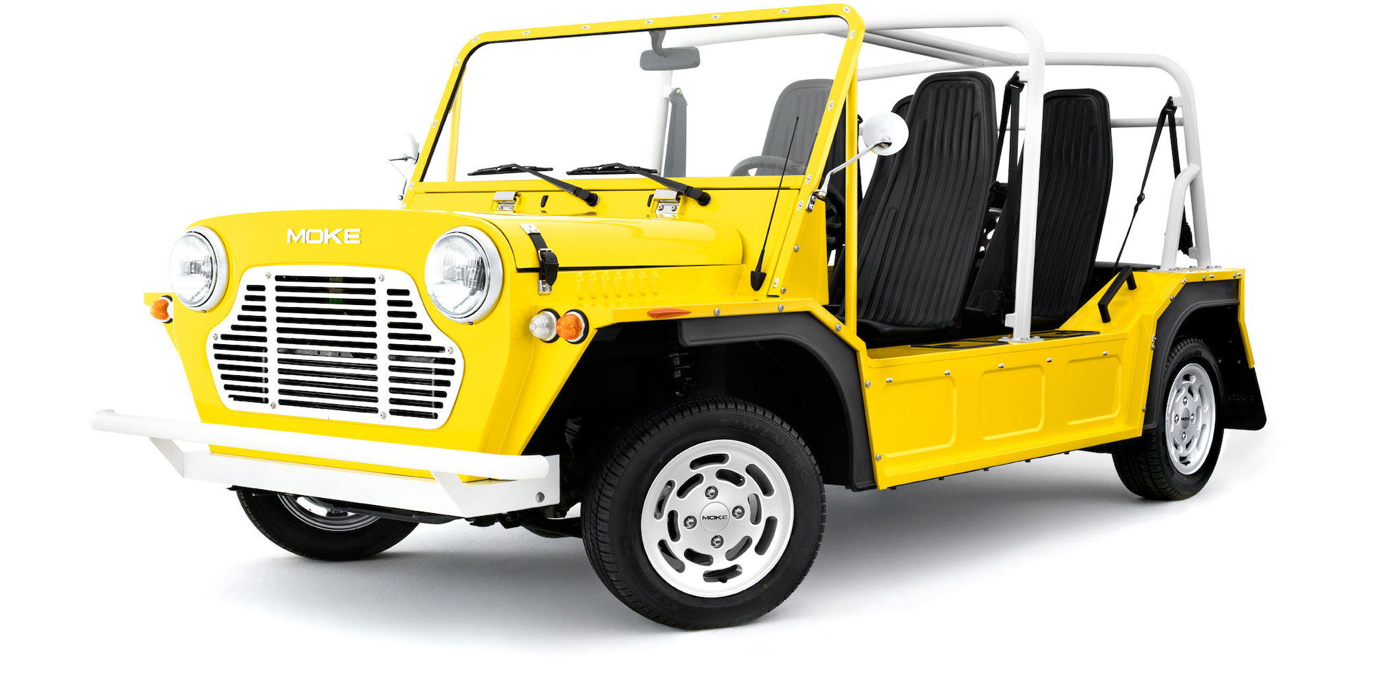 The Mini Moke Is Back And It Is Electric But This Awd