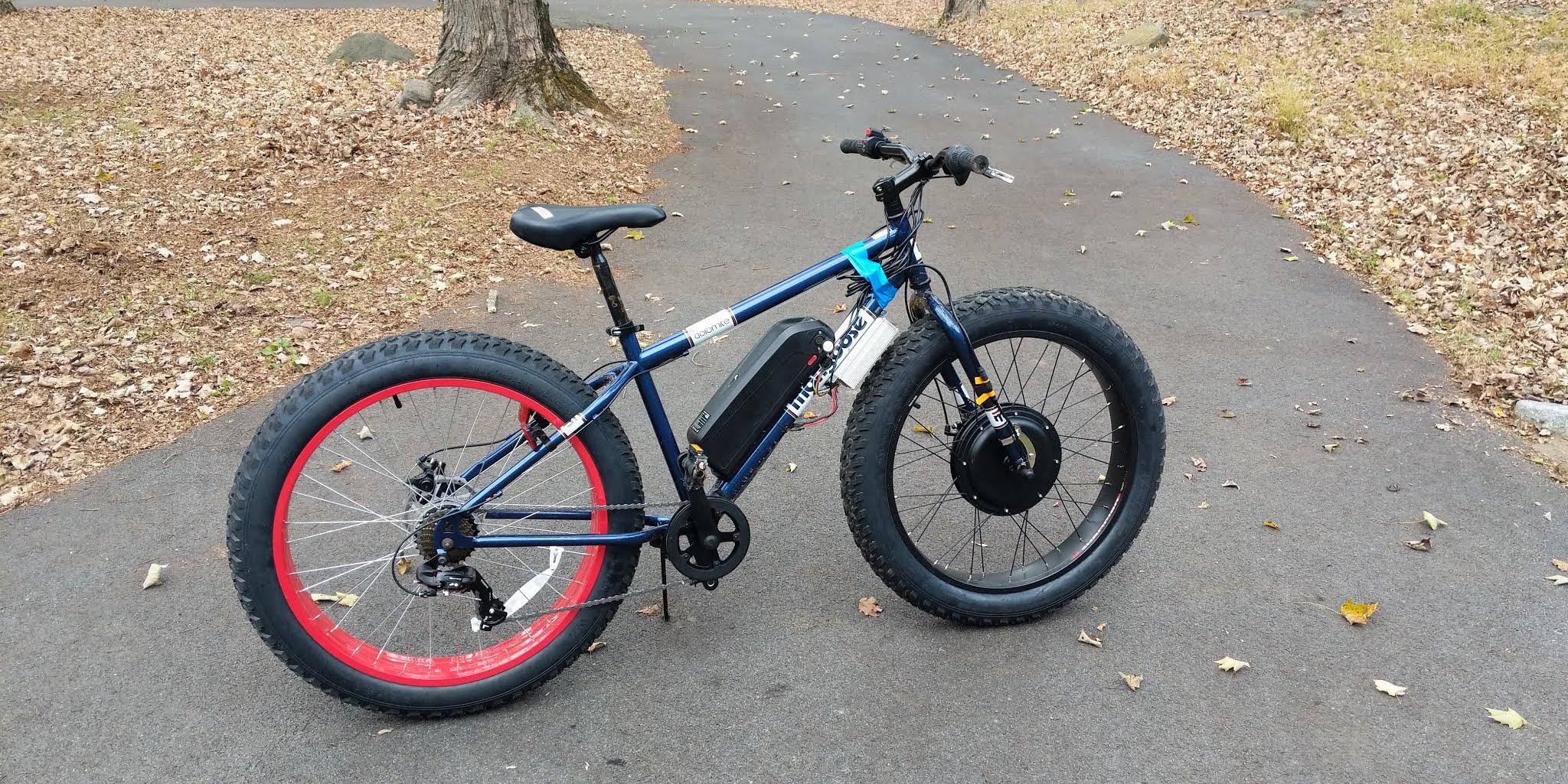 Downtube Battery Frame Mount Electric Bike Ebike 4 Pin