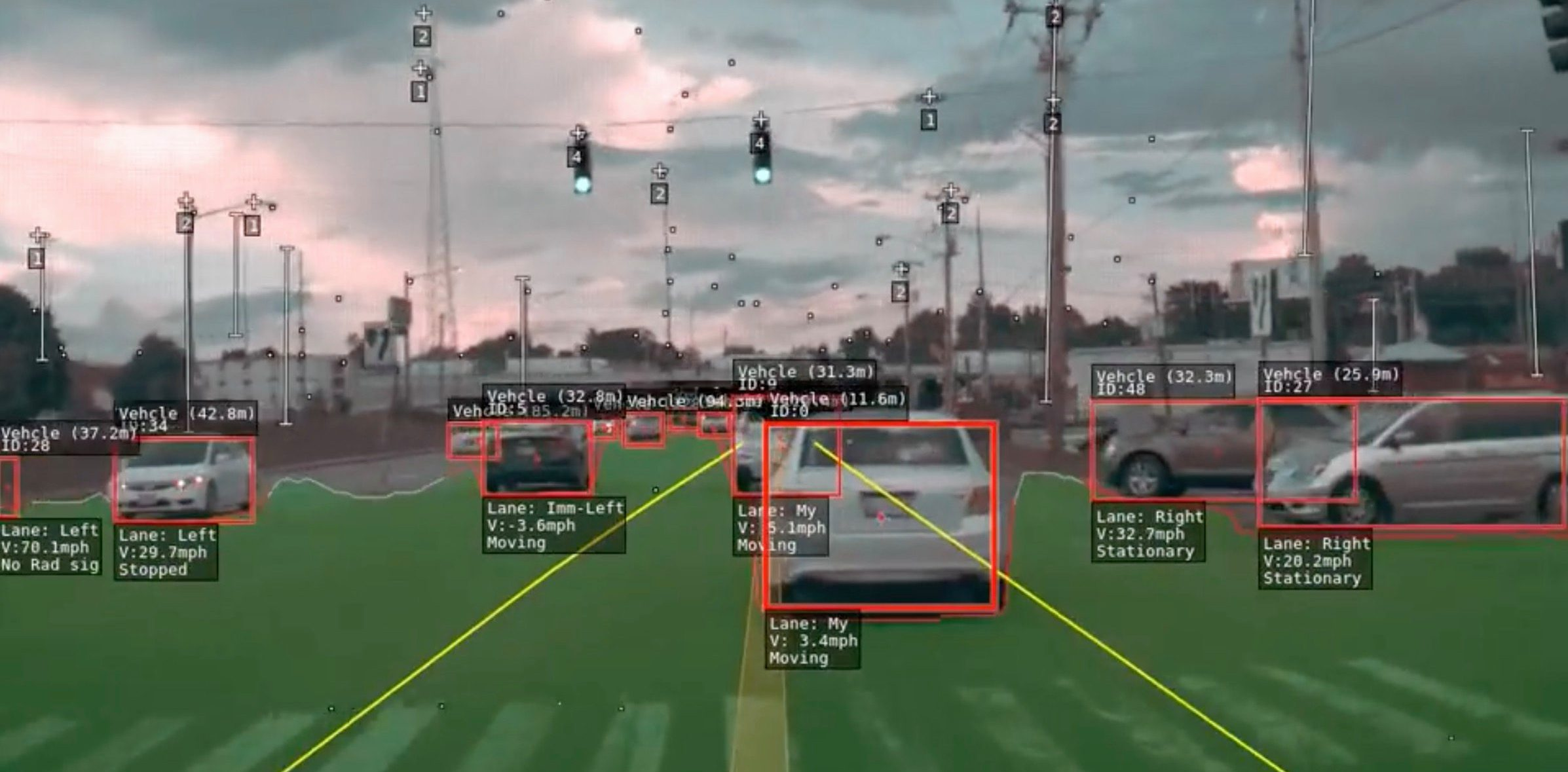 Tesla deploys massive new Autopilot neural net in v9, impressive new capabilities, report says