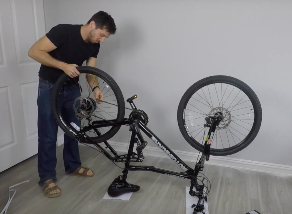 fast electric bicycle