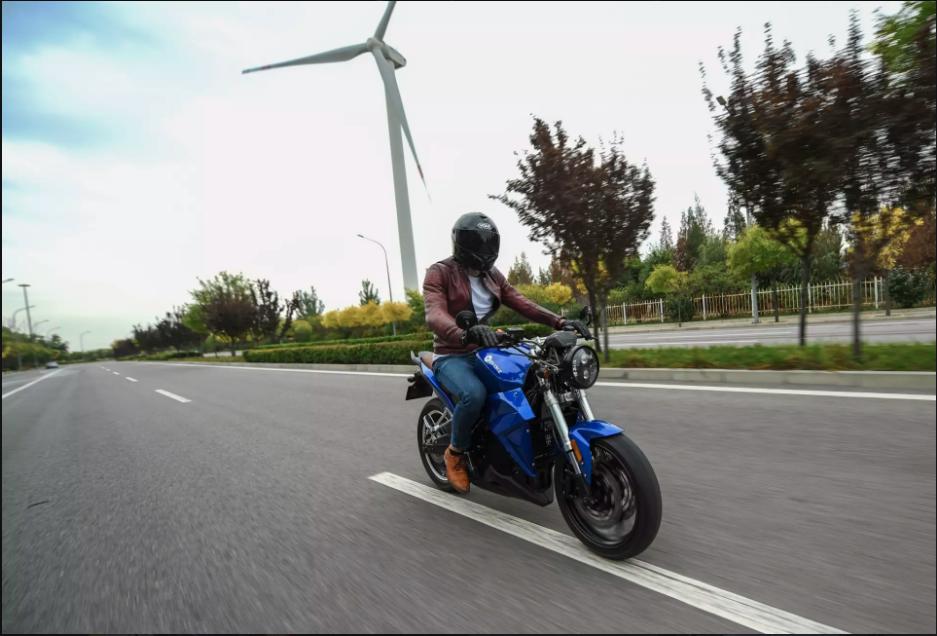 evoke motorcycles
