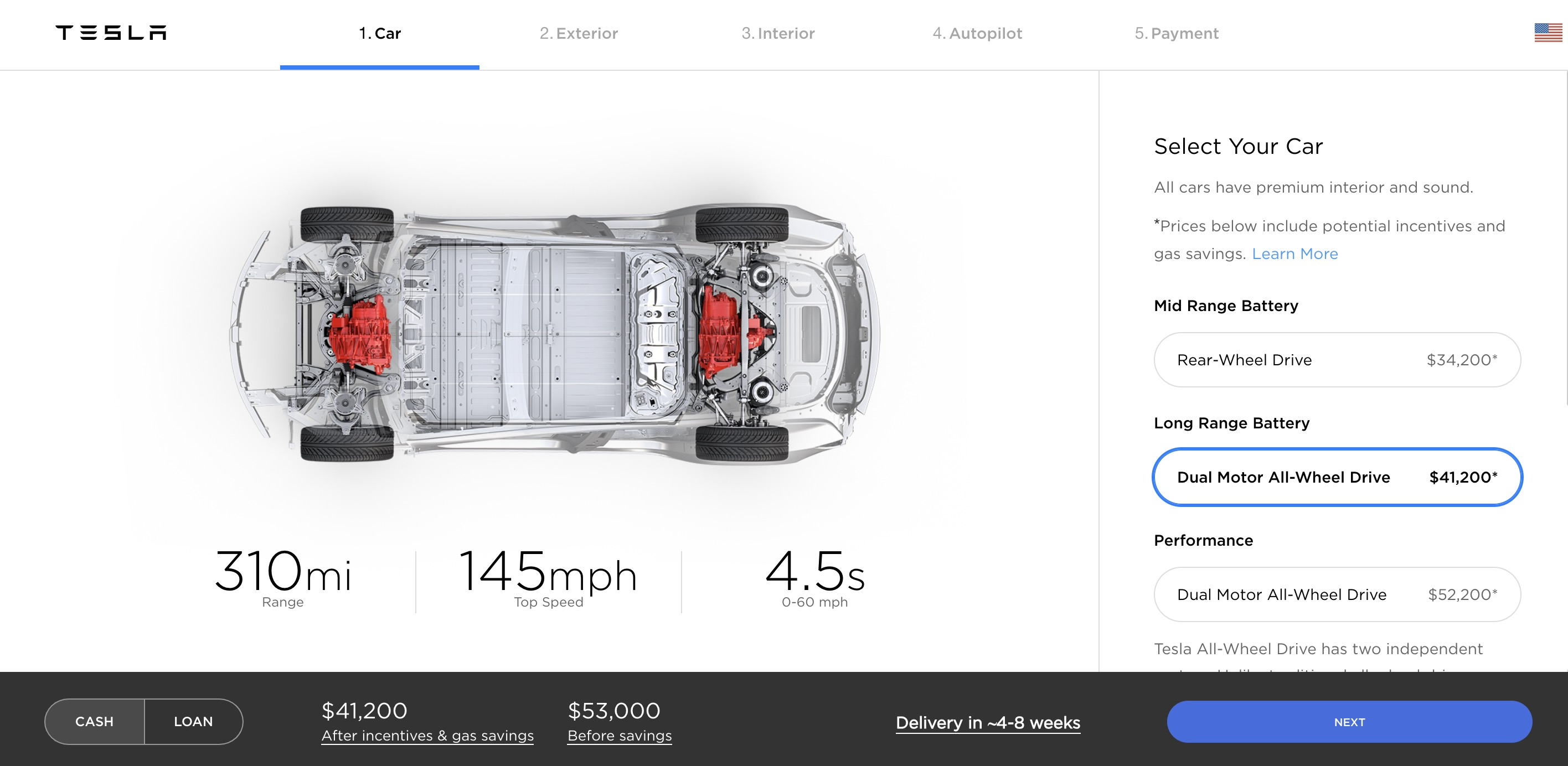Tesla increases price of its new cheapest Model 3 just ...