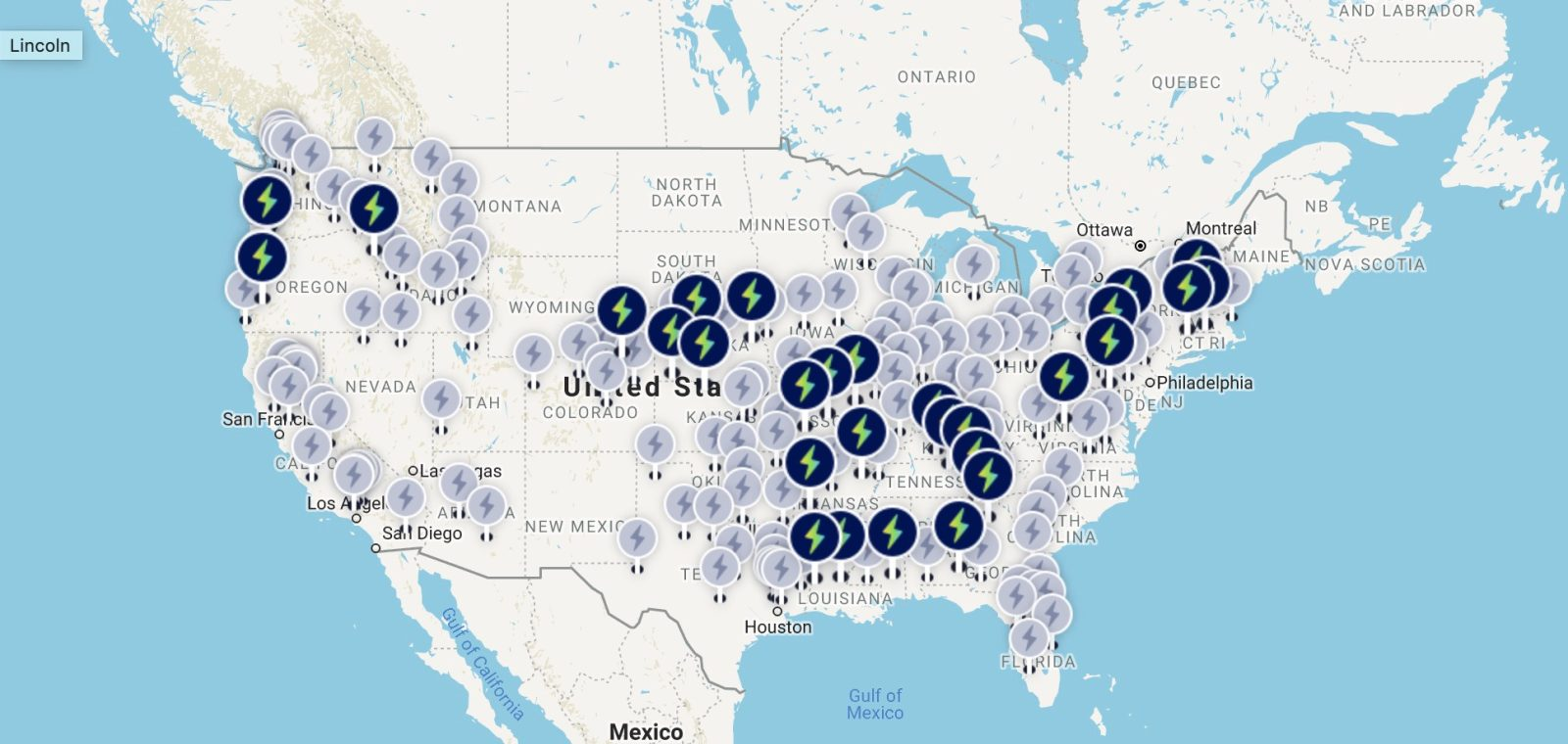 Electrify America Already Has 30 Fast Charging Stations Online