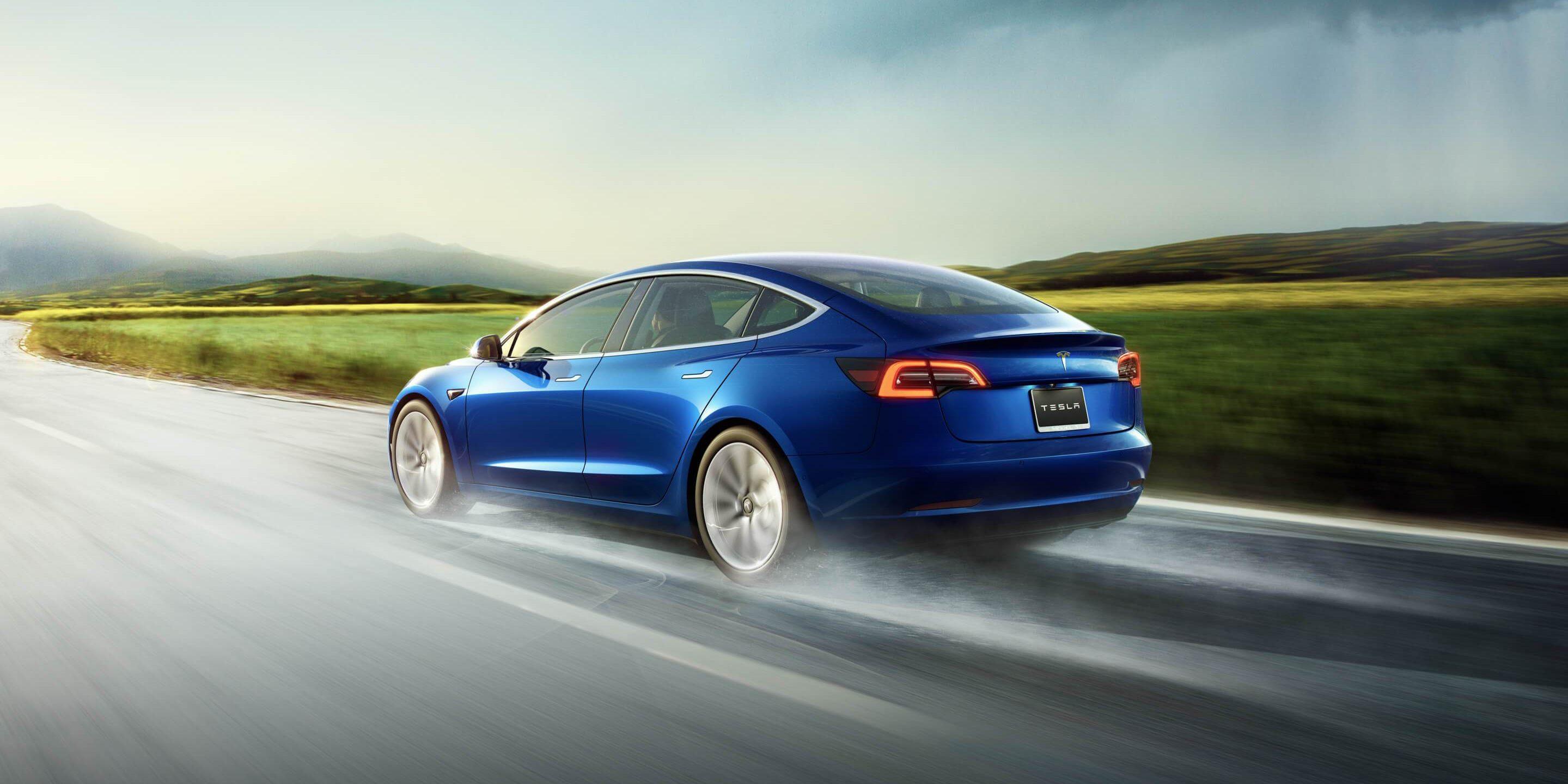 Tesla is preparing to offer Model 3 leasing to boost demand - Electrek