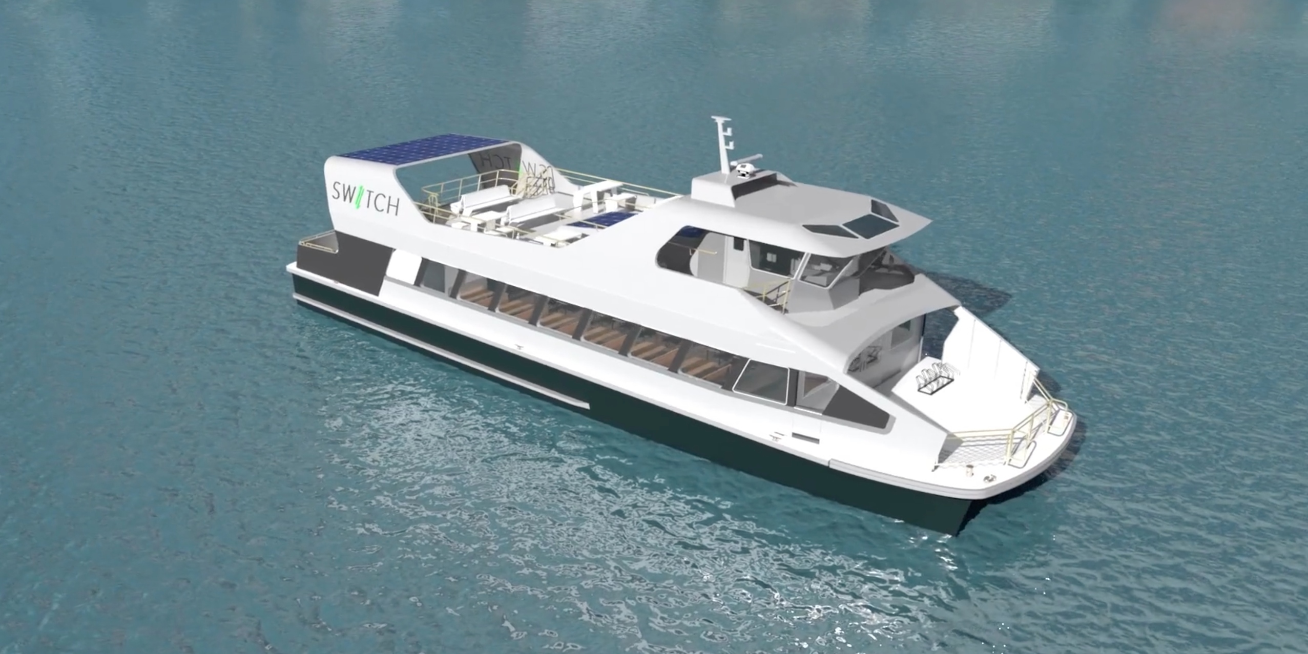 New Service To Provide Nycs First Electric Ferry Plus Door
