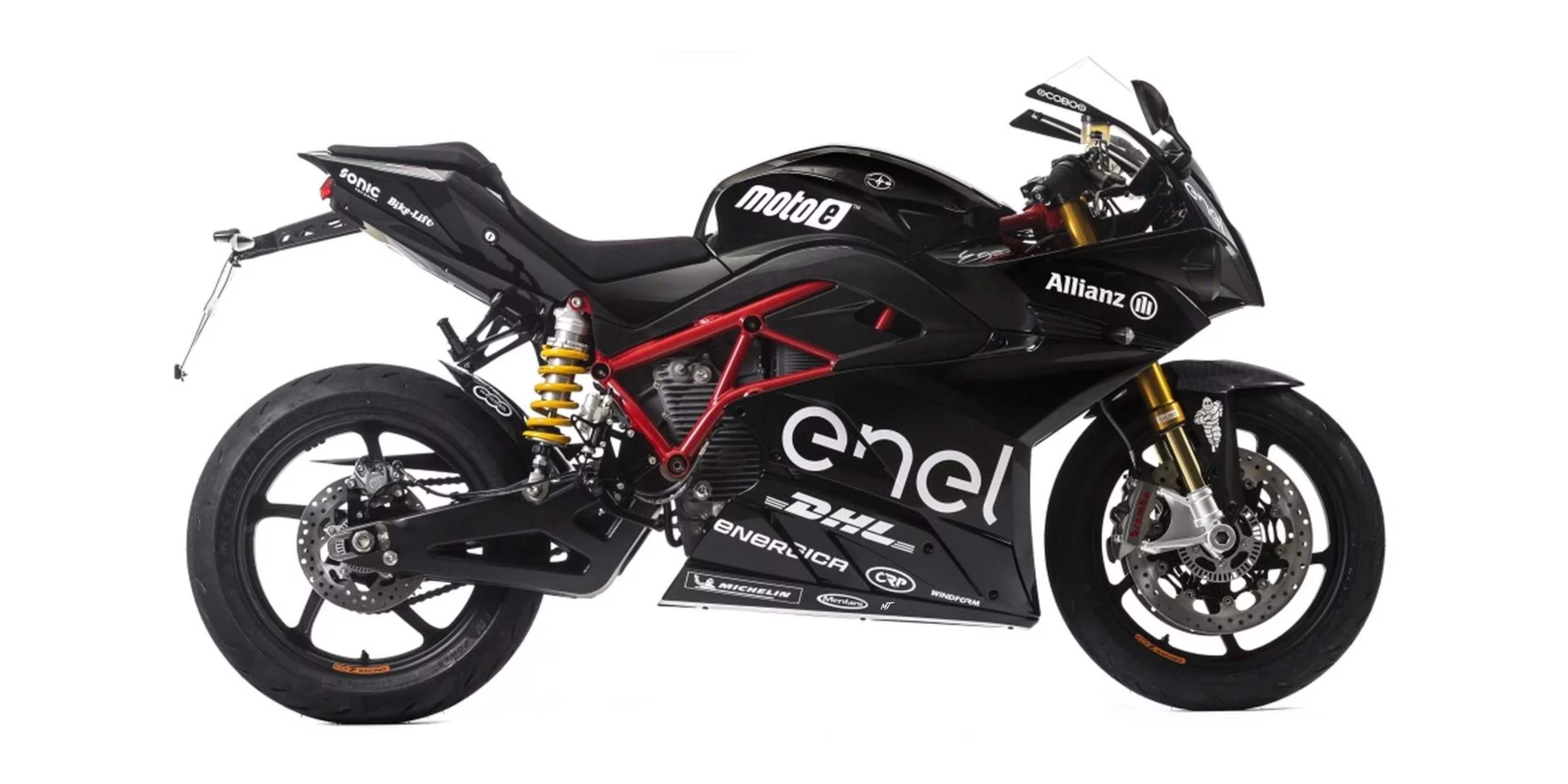 Energica's riding academy will teach you to ride a 150 mph electric motorcycle