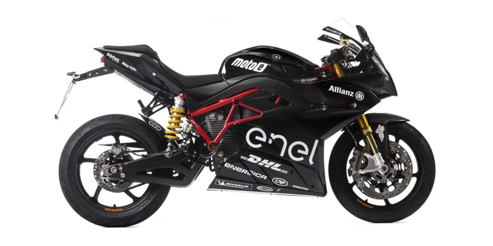 energica electric motorcycles