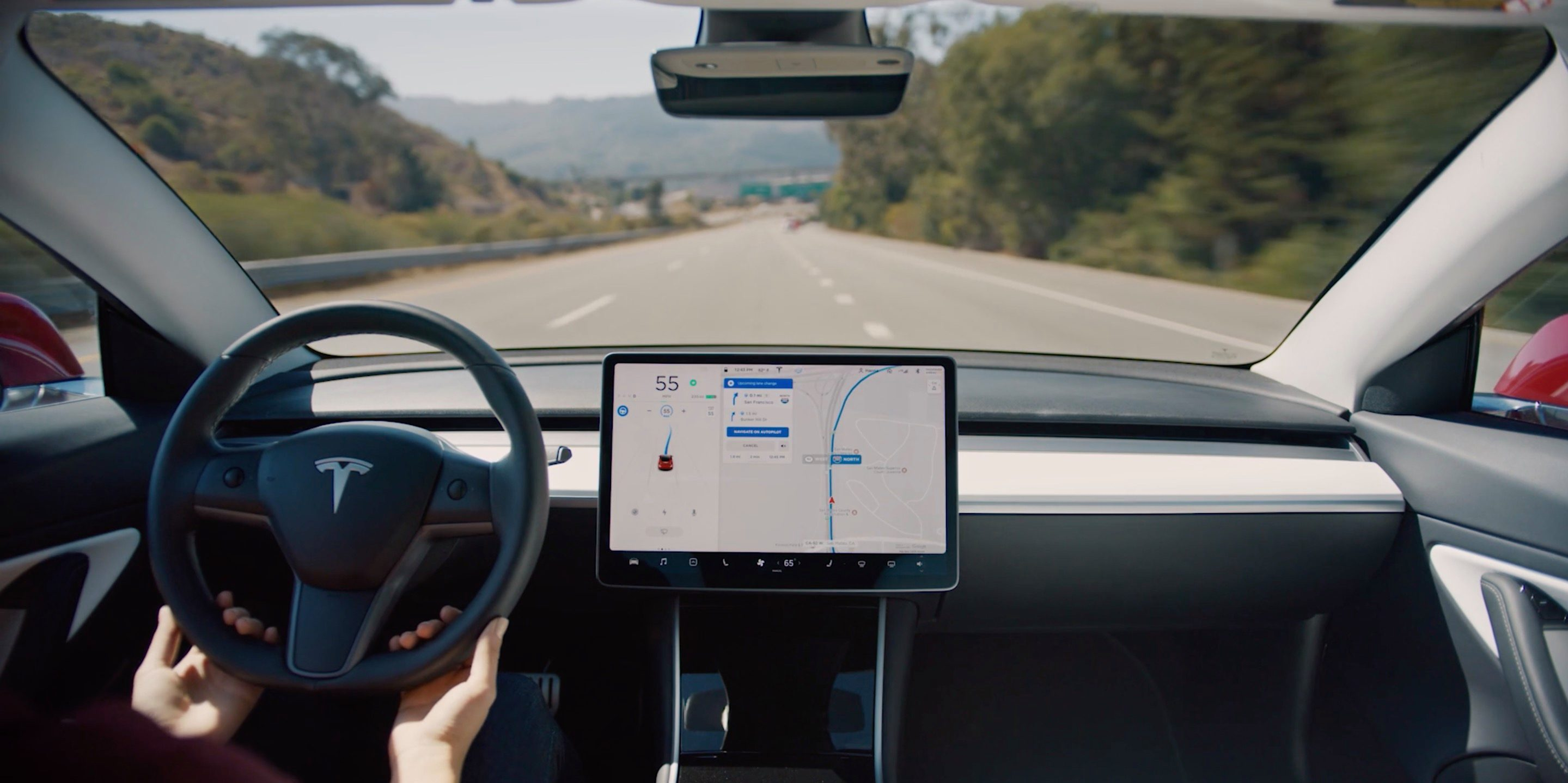 Tesla Autopilot is 'soon' going to support traffic lights, roundabouts, and full self-driving, says Elon Musk