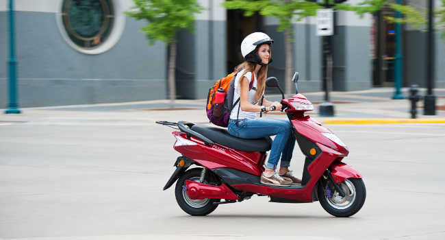 flux mopeds