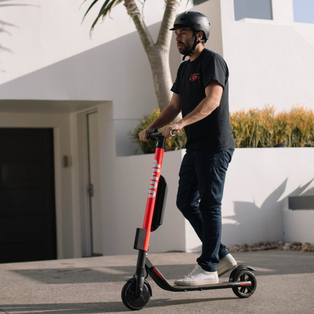 Jump electric scooters launched by Uber as they expand to scooter