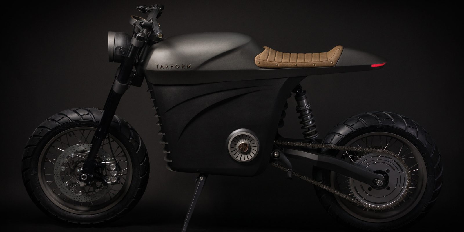 New US Startup Tarform Motorcycles Unveils Their First