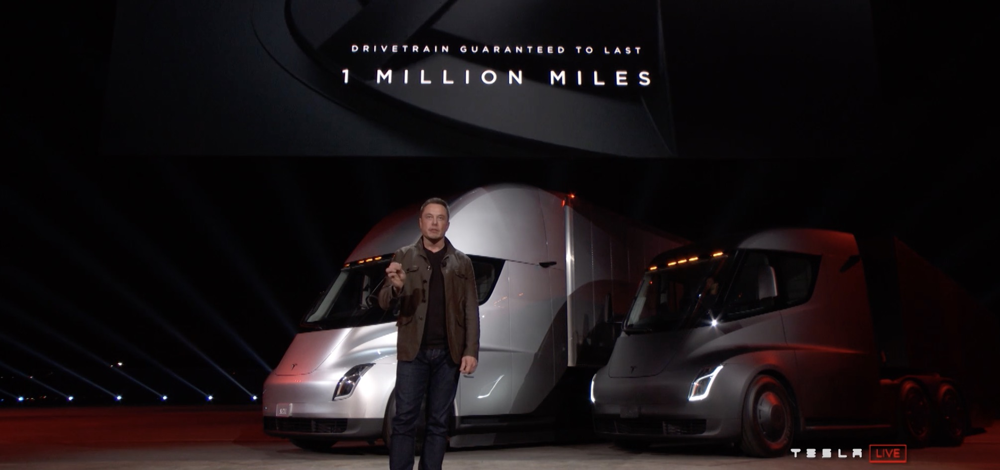 Tesla Semi is clearing a path for the goal of a 1 million-mile electric drivetrain