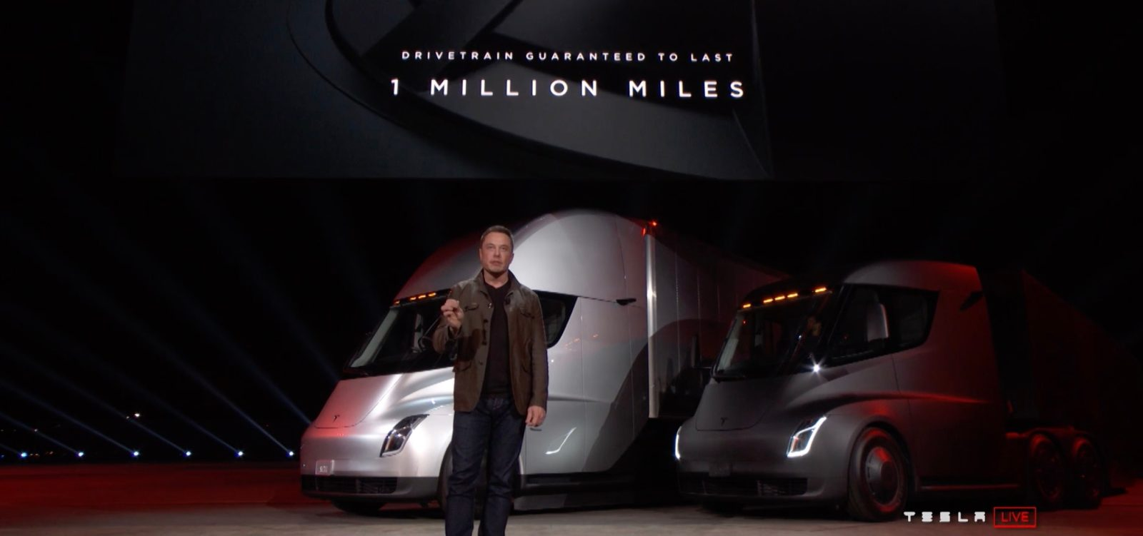 Tesla Semi Electrek Engine Diagram Is Clearing A Path For The Goal Of 1 Million Mile Electric Drivetrain