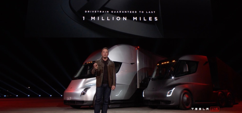 Tesla Semi is clearing a path for the goal of a 1 million ...
