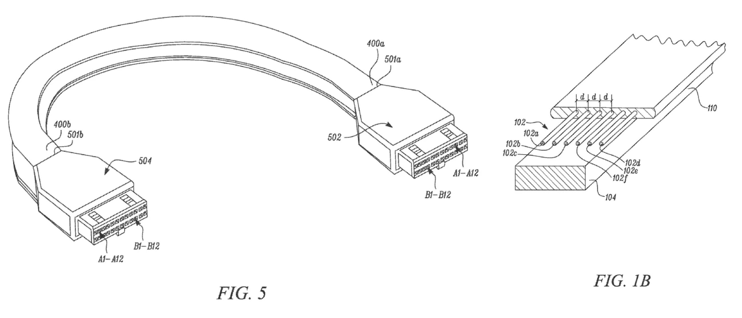 Tesla patents new type of cable easier to manipulate by