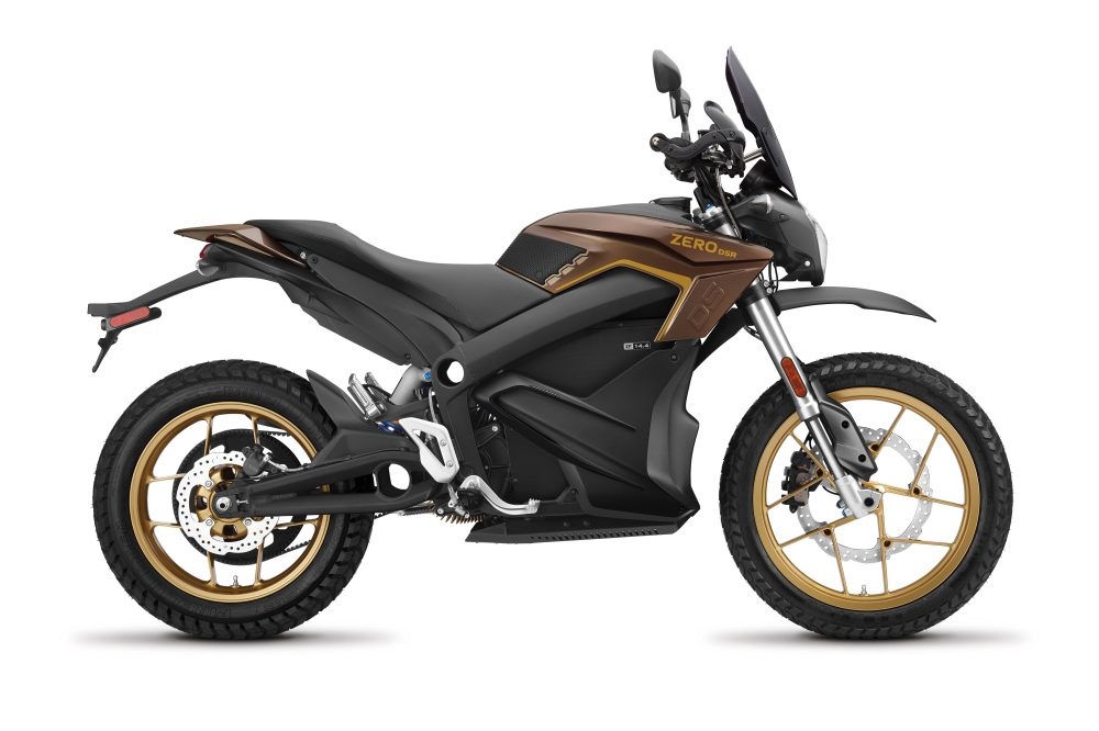 Zero Motorcycles Unveils Their New 2019 Lineup Of Electric