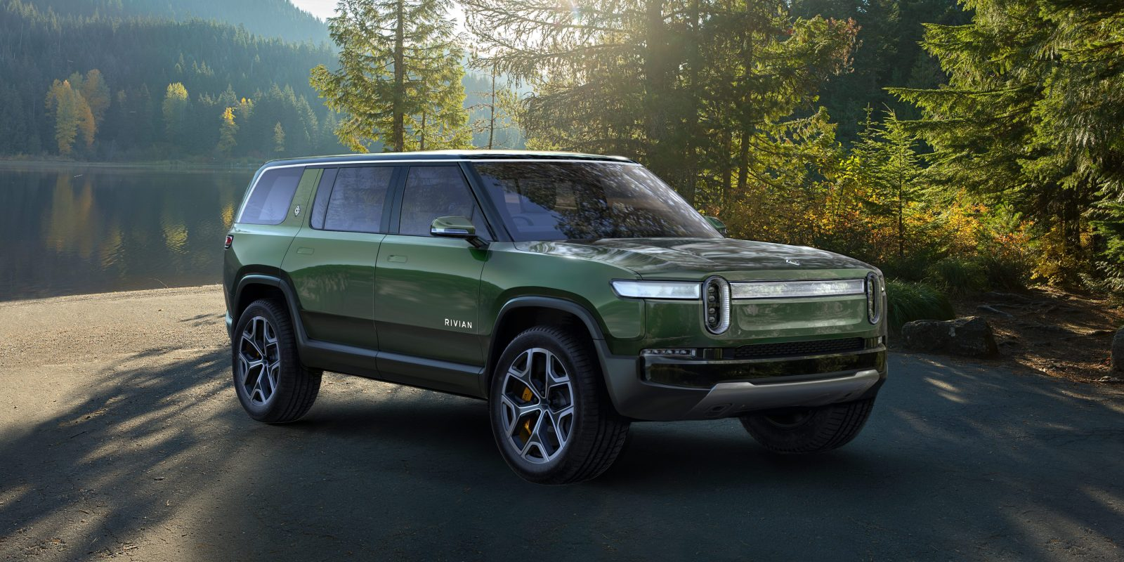 Rivian Launches All Electric 7 Seat Suv With Over 410 Miles Of Range