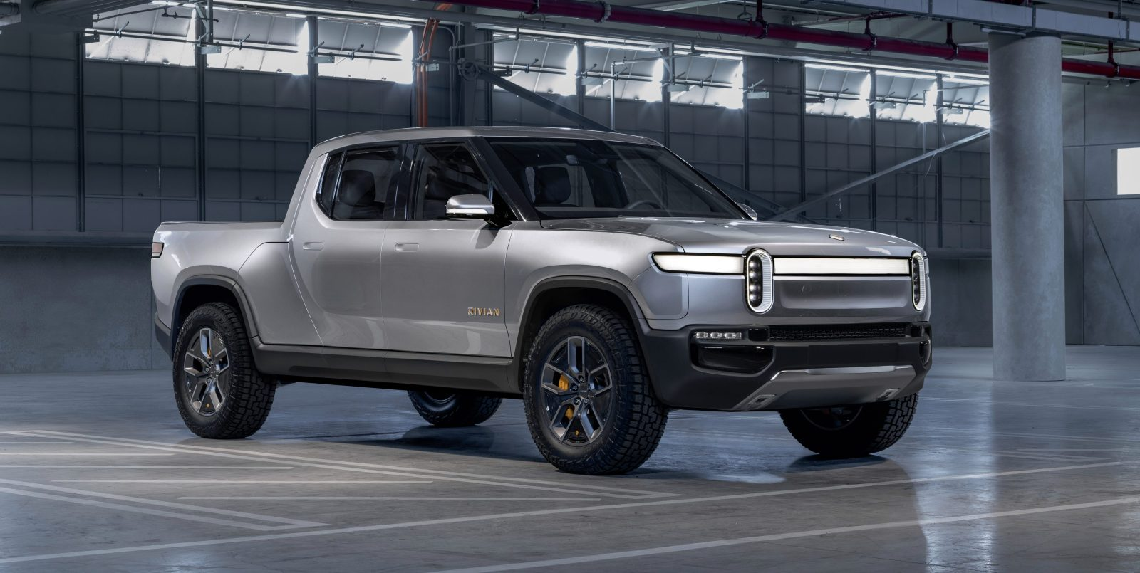 Electric pickup truck startup Rivian confirms $700 million round of funding led by Amazon