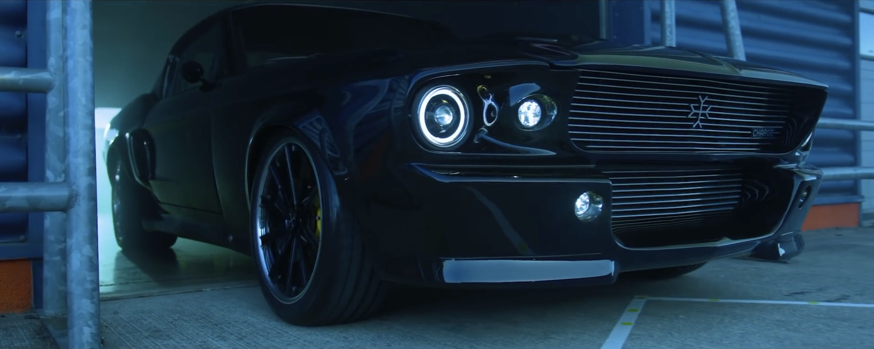 Startup unveils stunning all electric 1960s mustangs for production
