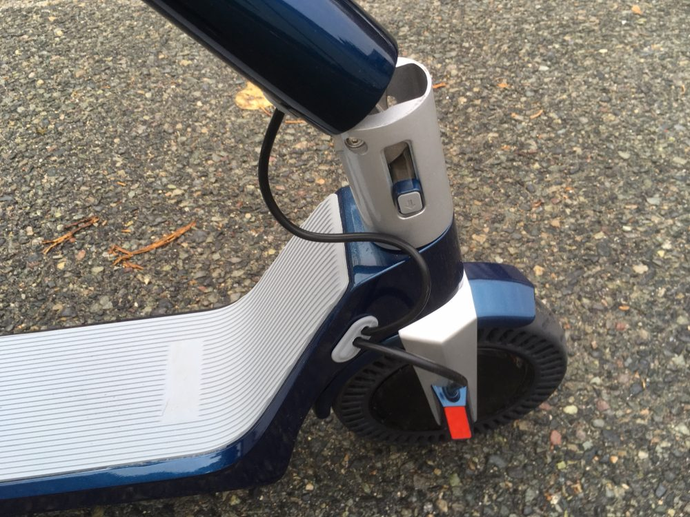 unagi electric scooter