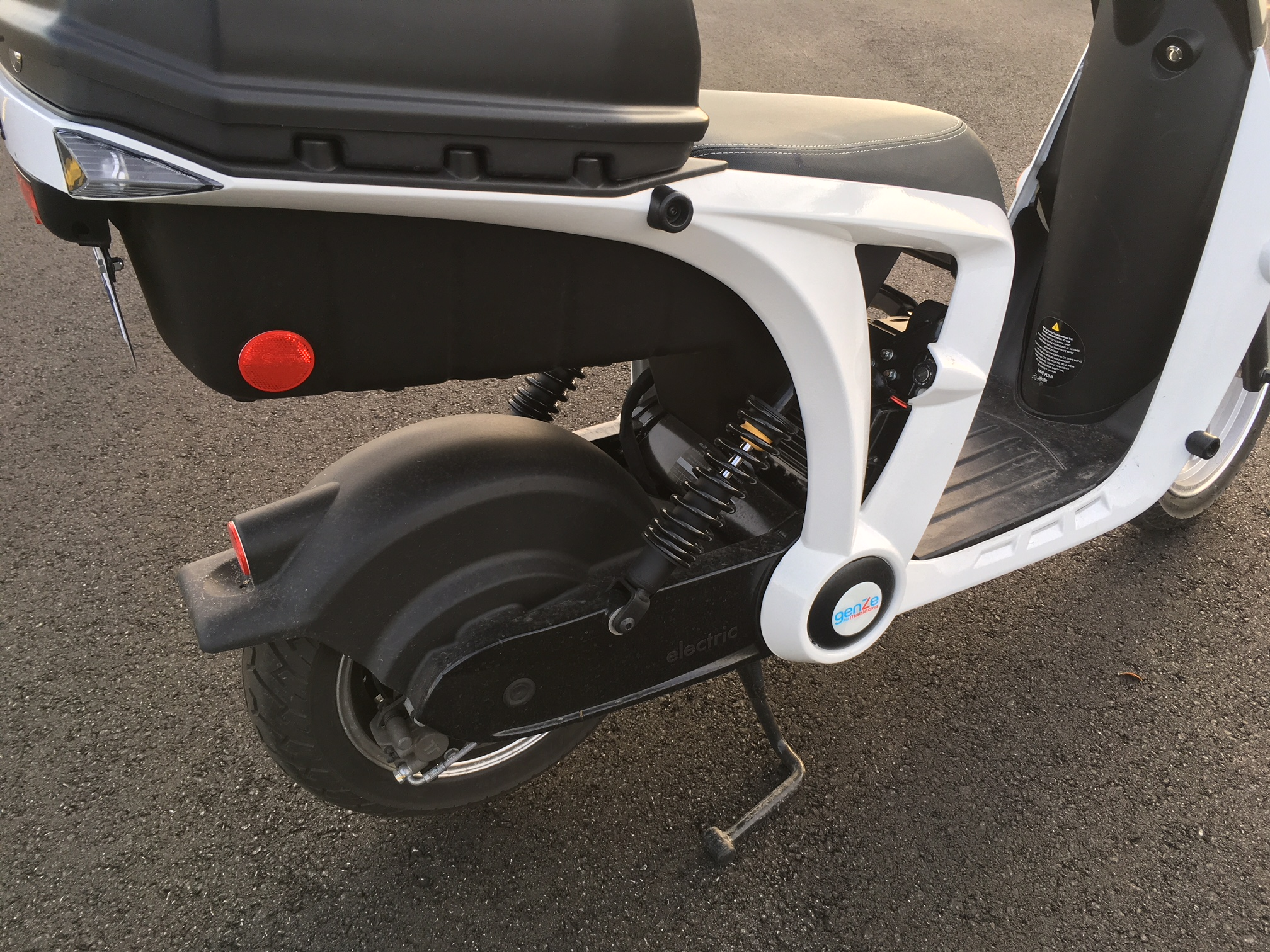 GenZe 2 0 electric scooter review: This awesome EV is a game