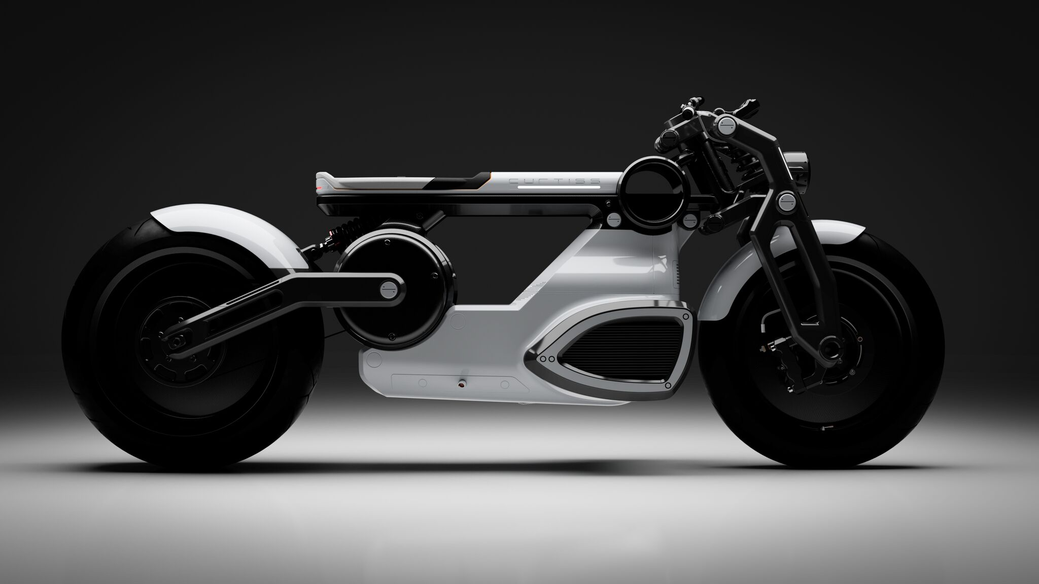 Zeus electric motorcycle gets two new designs in unveiling by Curtiss