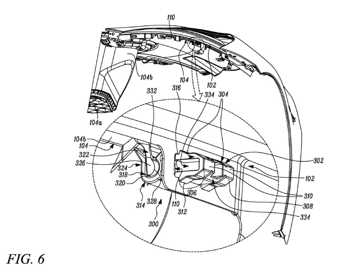 Tesla patents new clamping system to help with panel gaps