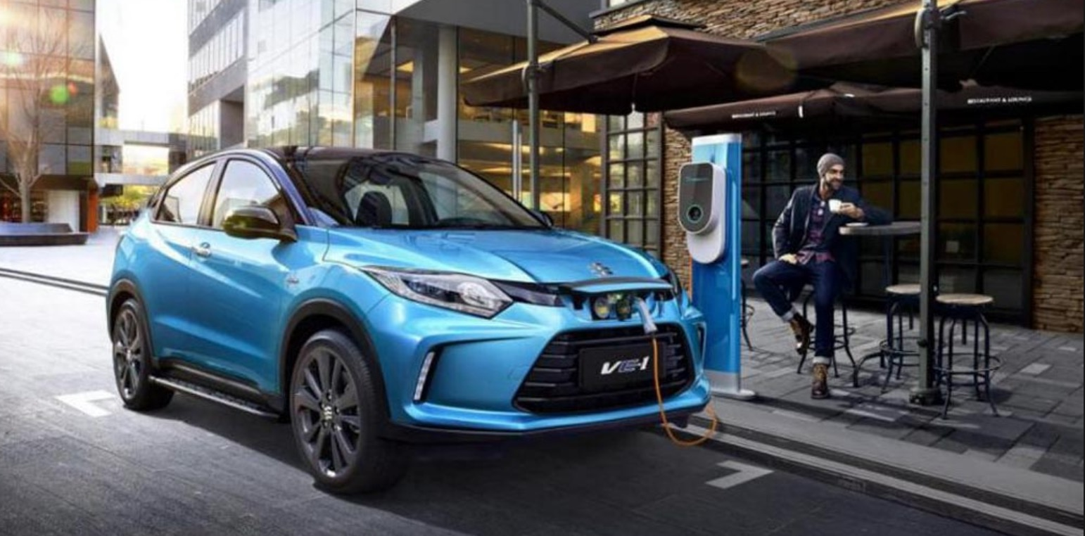 Honda Launches New All Electric Everus Ve 1 For 25 000 In China