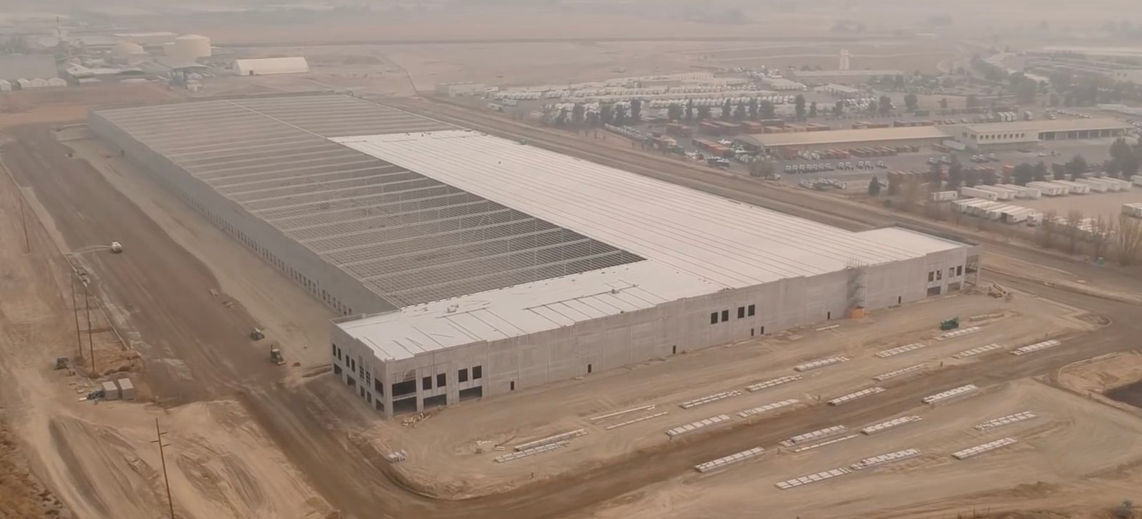New Tesla Building Is Coming To Northern California And It S Giant Electrek