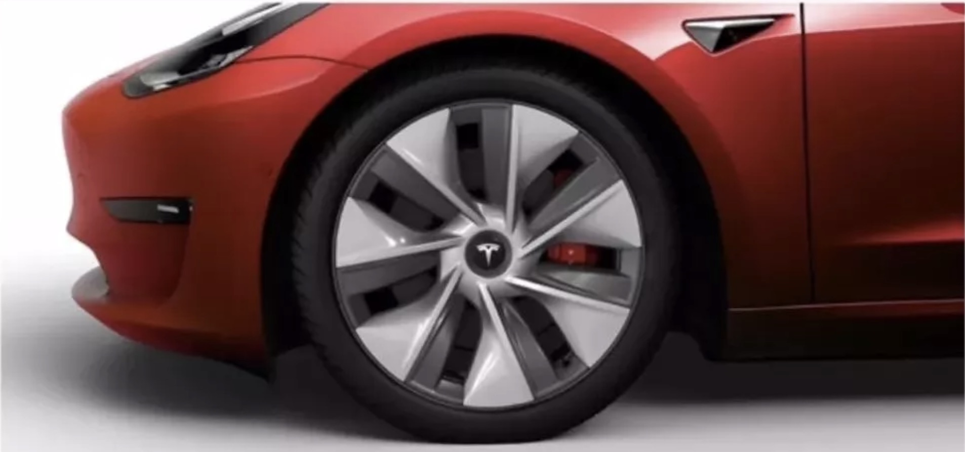 Tesla starts Model 3 orders in China, unveils new wheel design