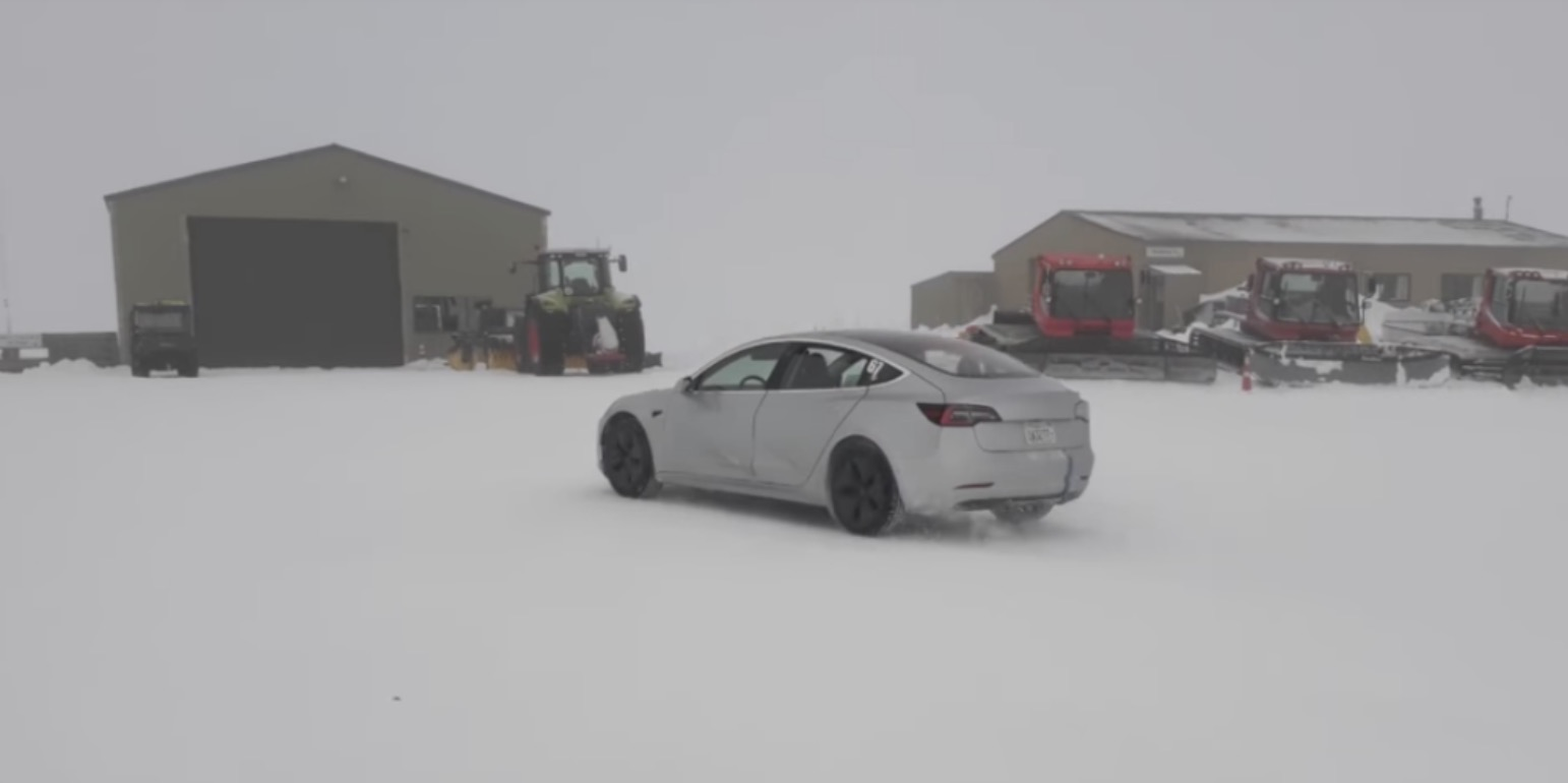 Tesla Model 3 is starting to show some important flaws in cold weather