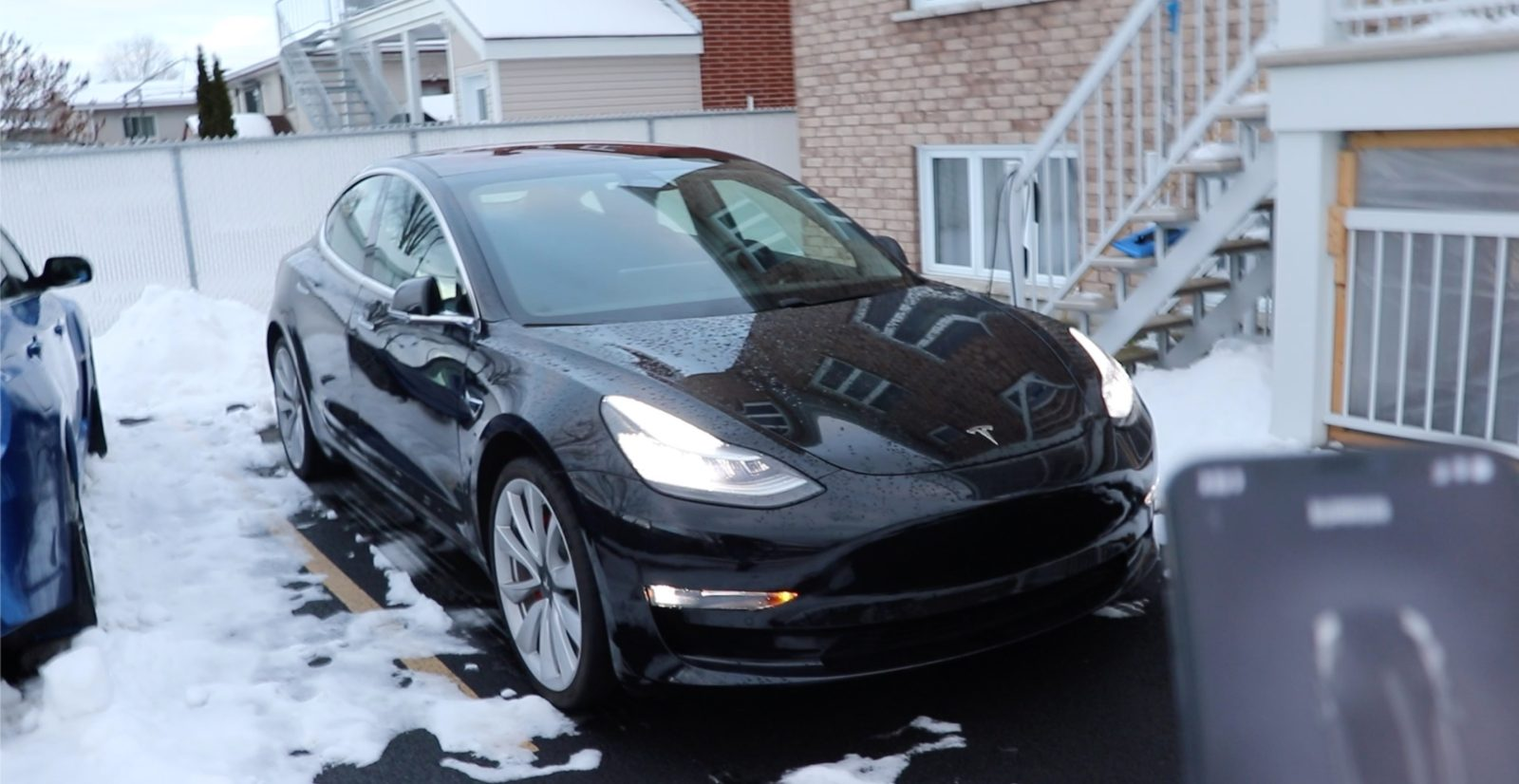 Tesla Releases New Model 3 Update To Address Cold Weather Issues