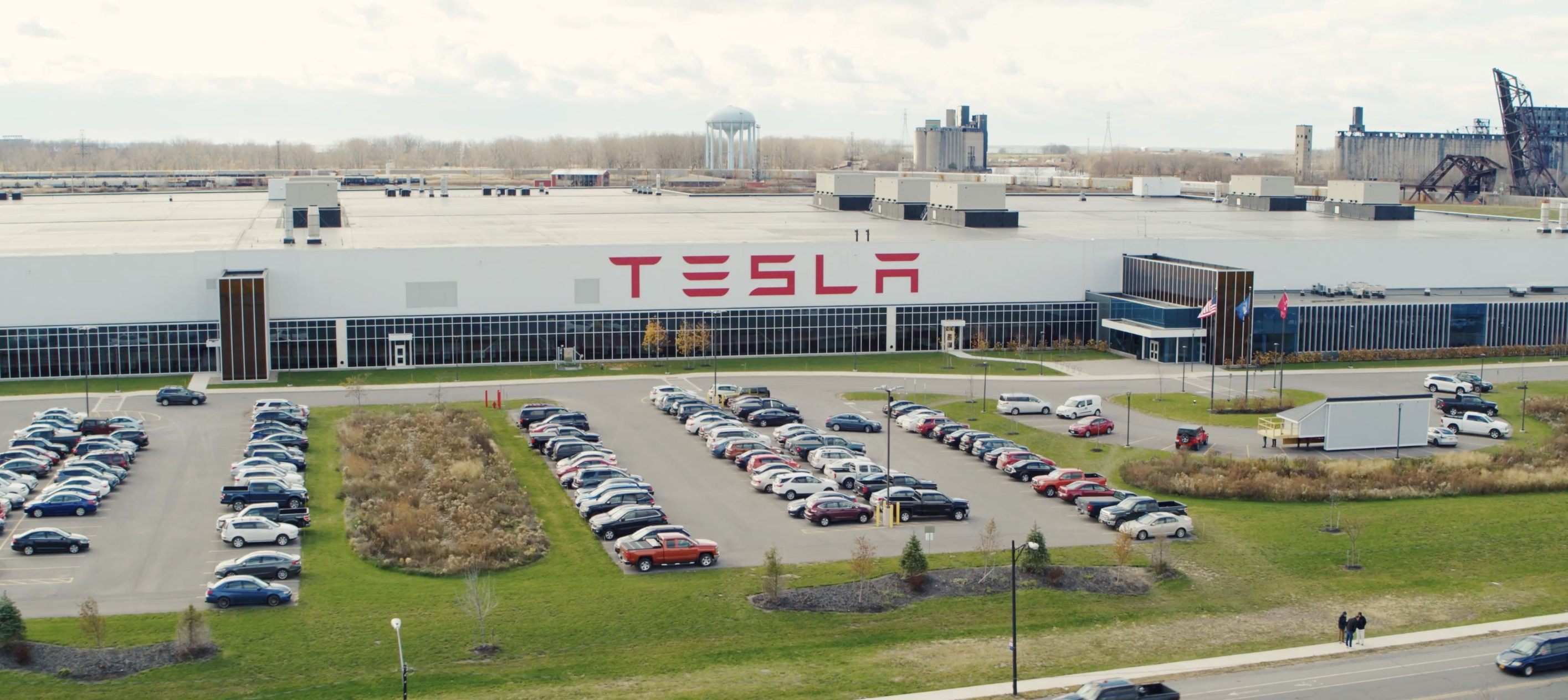 Tesla is facing another unionization effort, this time at Gigafactory 2