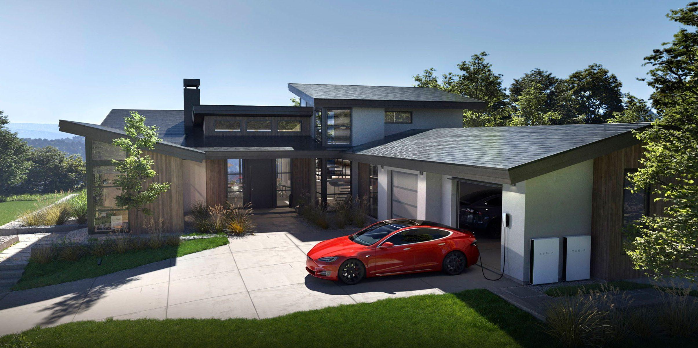 Tesla Energy deploys a new record amount of energy storage, solar still  down - Electrek