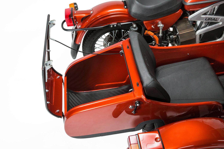 Ural debuts electric sidecar motorcycle prototype destined