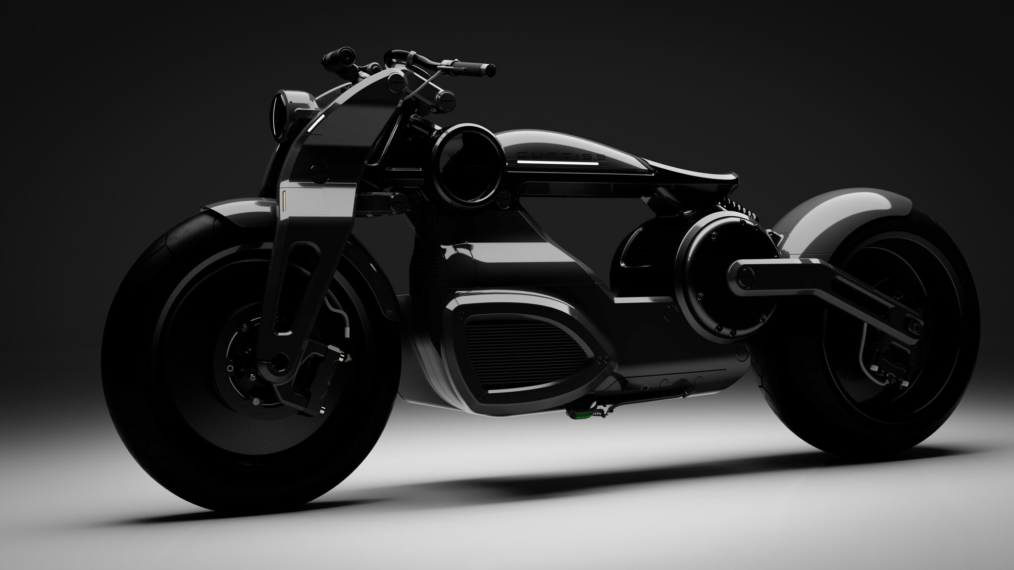 Now The Company Has Unveiled Its New Designs Fleshing Out Zeus Electric Motorcycle Concept Into Two Production Ready Versions A Cafe Racer And