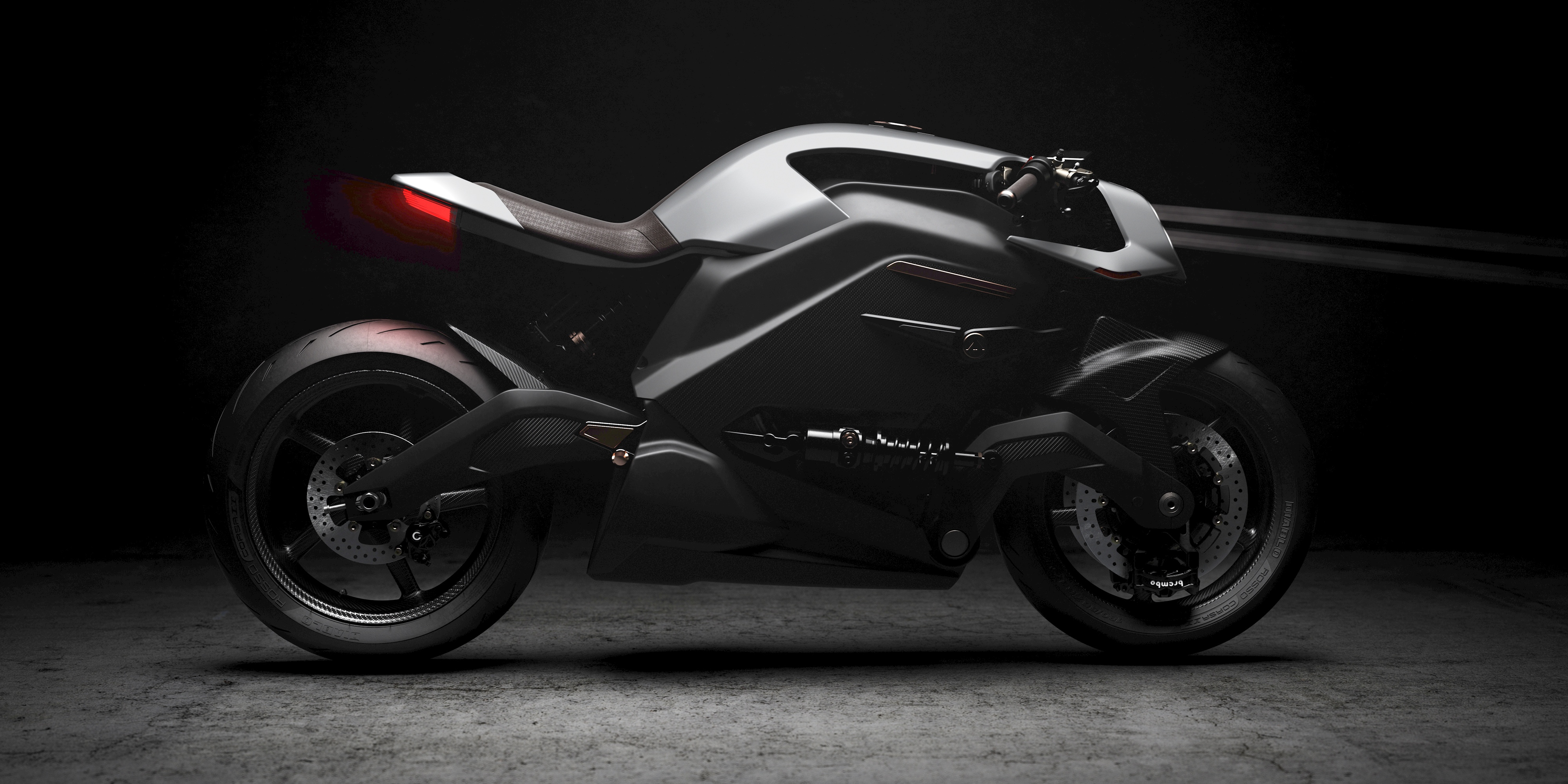 Arc Vector Electric Motorcycle Revealed As 150 Mph And 117k Superbike