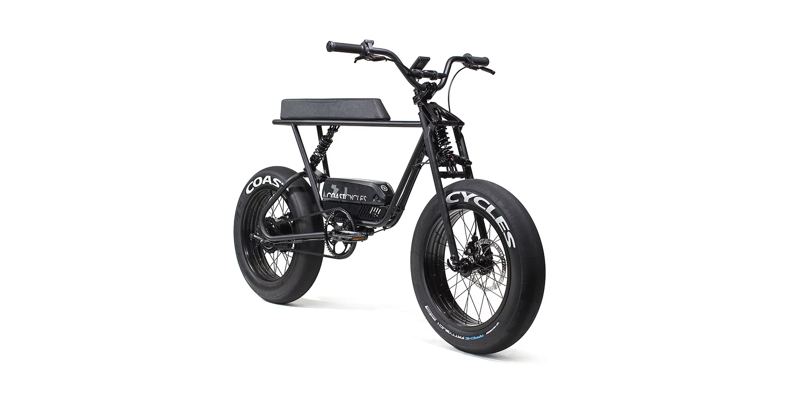 Buzzraw X full suspension electric bikes unveiled by Coast Cycles