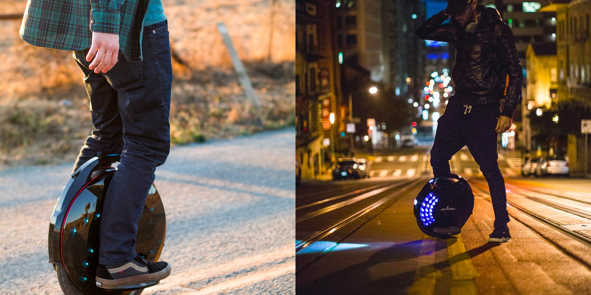 Electric unicycles: fun toys or serious last mile electric commuter vehicles?