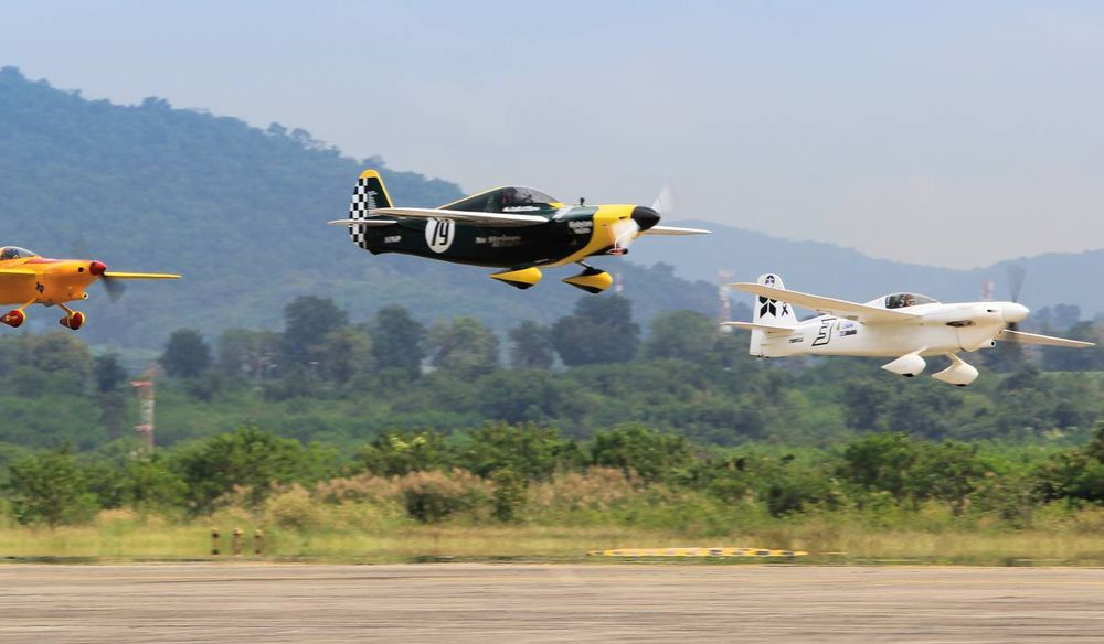Air Race E Aims For World S First Electric Airplane Racing
