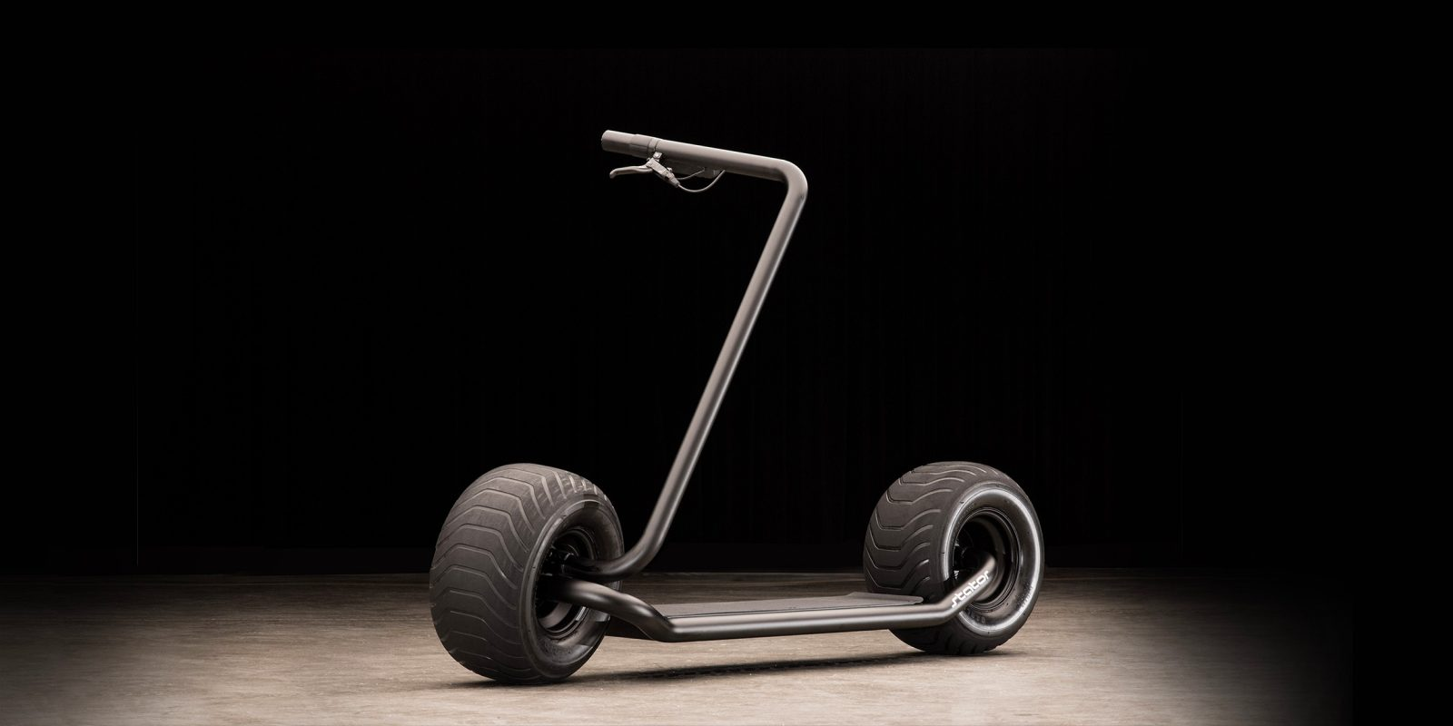 16c44fb53577 The crazy big-wheeled US-made electric scooter that you can't buy… yet